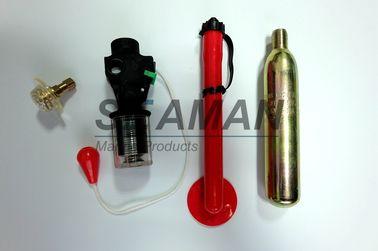 再武装のキットの自動装置救命胴衣の付属品弁の基盤の口頭管クリップ