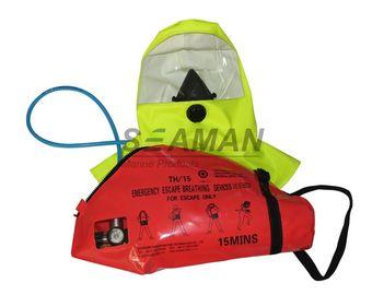 欧州共同体/MED 15 の最低の空気圧縮空気の呼吸装置の緊急の脱出の呼吸装置- EEBD